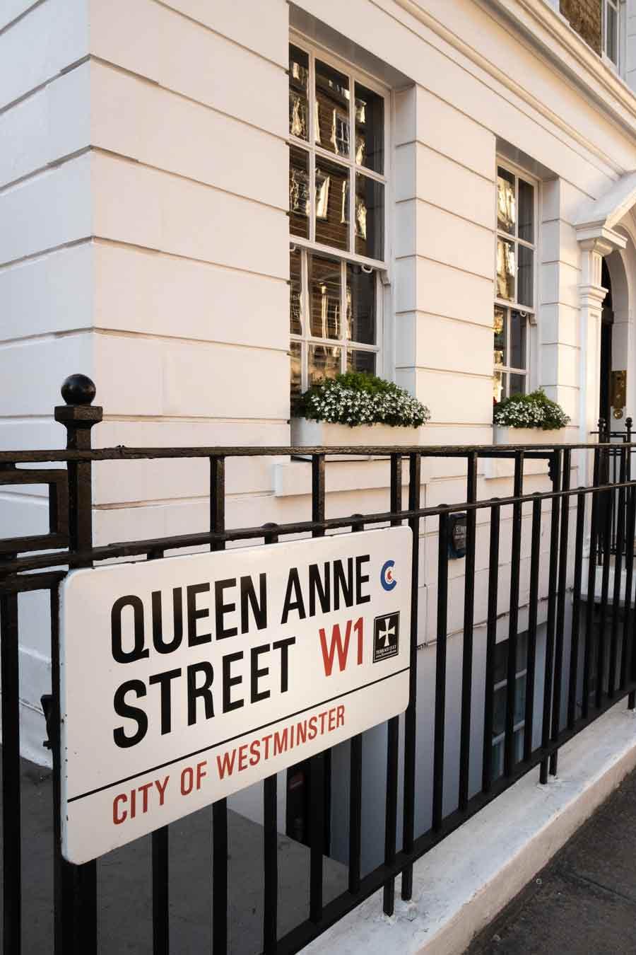 Queen Anne street