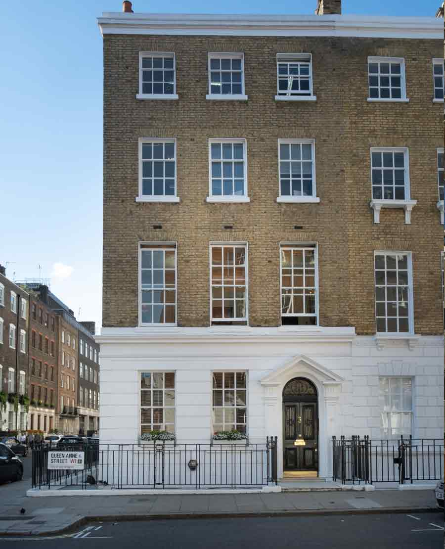 Lewis Golden Office front