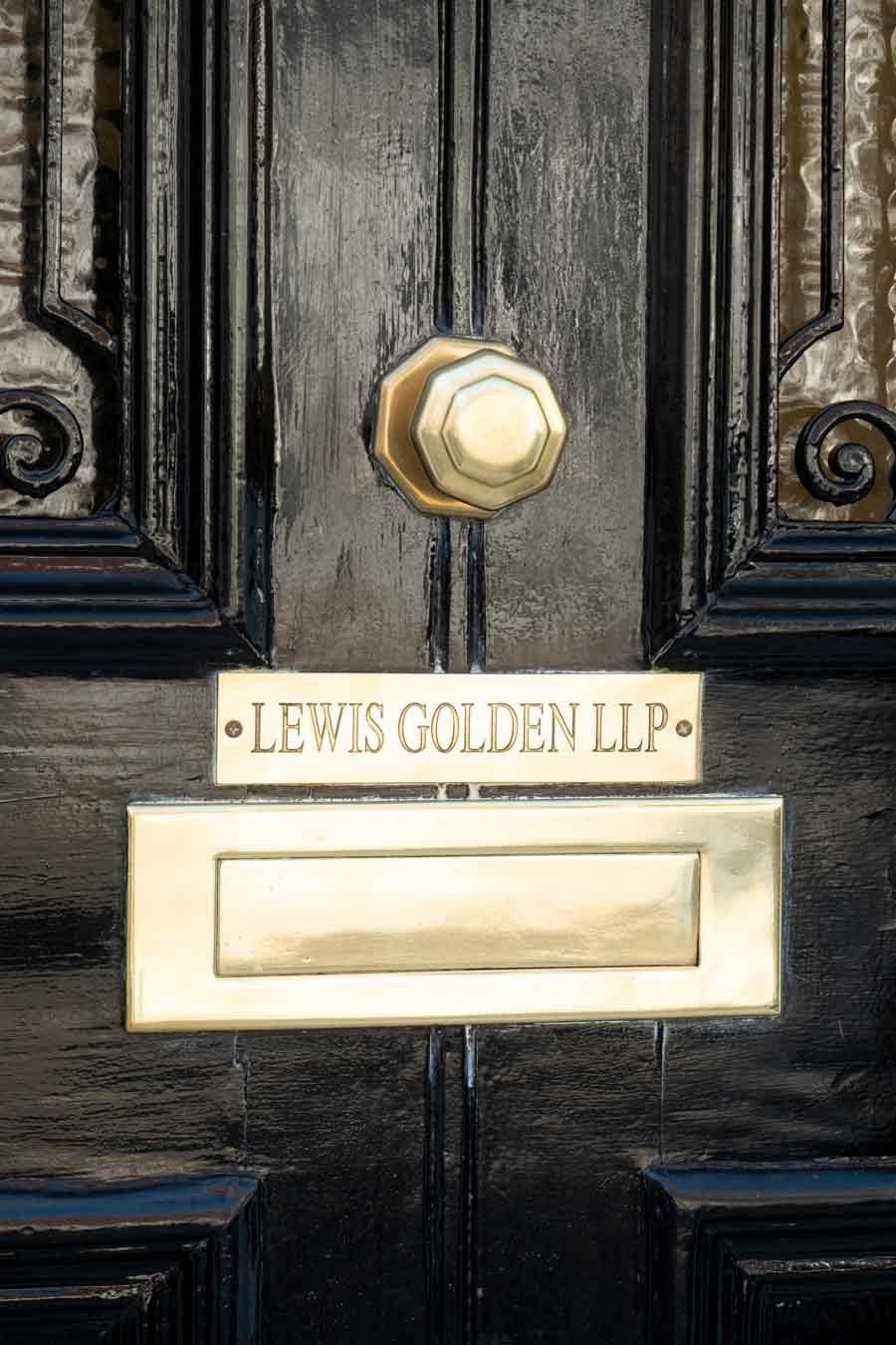 Lewis Golden fron tdoor